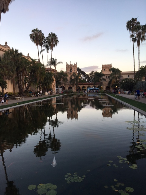 Summer is Swinging–Balboa Park After Dark